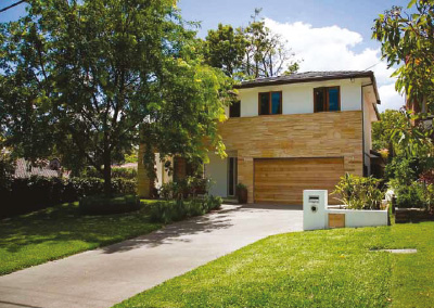 Quality's Everything For Third Time Renovator
