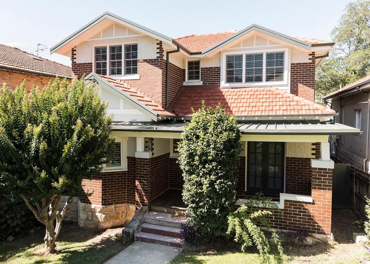 Federation Home Addition Sydney