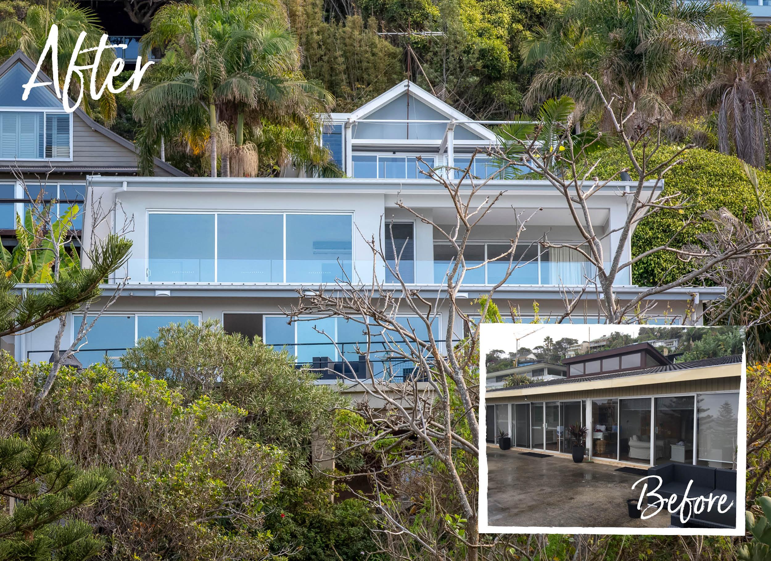 Contemporary Home Design Northern Beaches